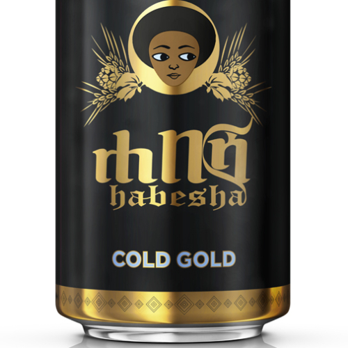 Habesha 33cl Droog Cold Can